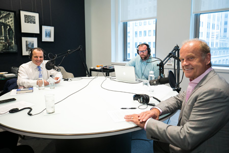 Kelsey Grammer on Inside the ICE House podcast